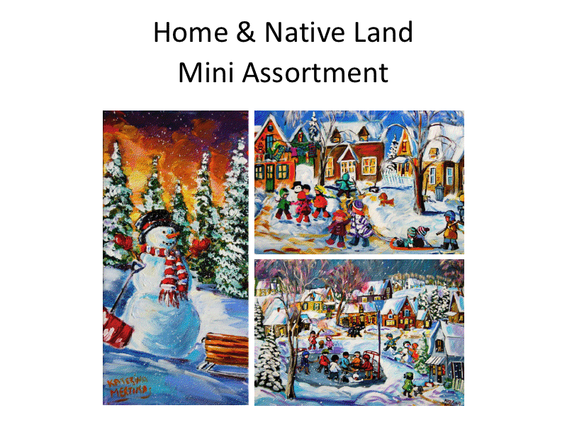 Hallmark 2013 Greeting Card Home And Native Land Collection Mertikas Katerina Mertikas Professional Artistkaterina Mertikas Professional Artist
